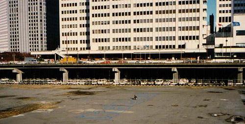 1986年の東京新宿