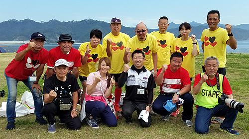 釜石はまゆりトライアスロン大会2019