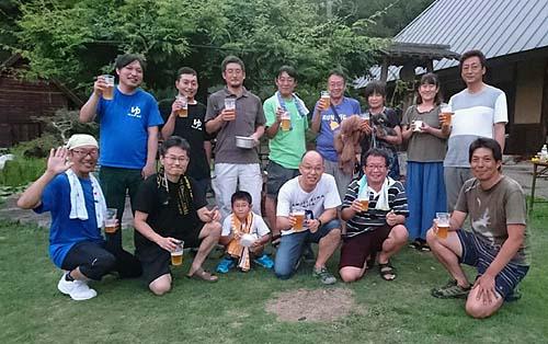 2019清心温泉キャンプ3DAYS