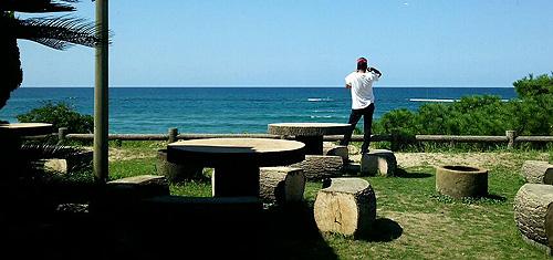 鳥取県浦富海岸