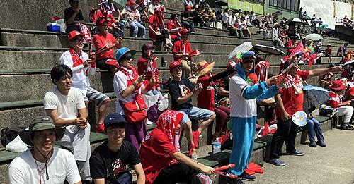 高知県安芸市営球場