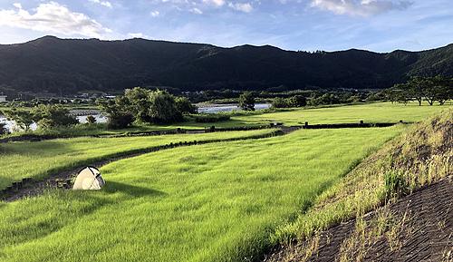 高知県物部川