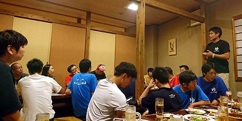 清心温泉野球団懇親会2019