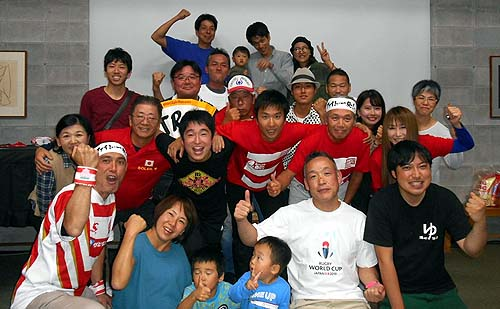 ラグビー日本代表準々決勝