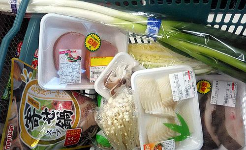 自炊の野菜料理