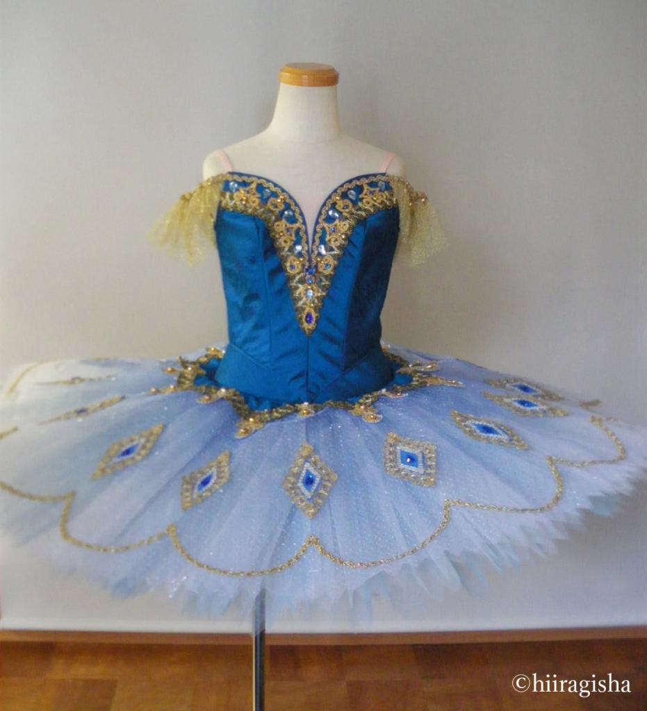 ファラオの娘の衣裳