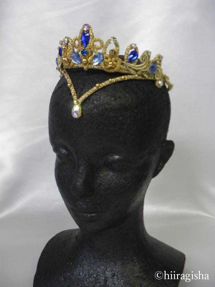ファラオの娘の頭飾り