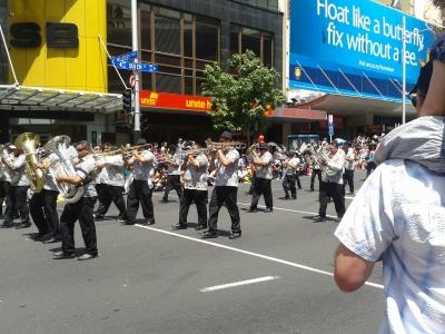 サンタパレード1