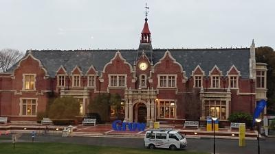 リンカーン大学アイビー・ホール図書館