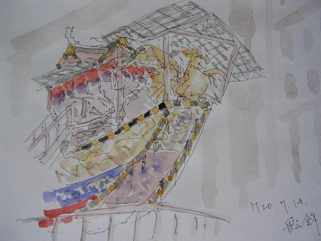 旅と祭り 船鉾
