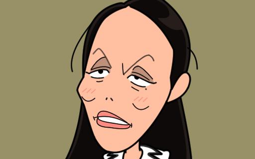 似顔絵ブログのようなもの