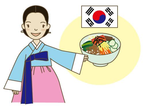 世界お米の旅〜韓国編 おとなりさんは日本以上の?ごはん好き?