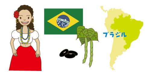 世界お米の旅〜ブラジル編〜お米は「国民食」に欠かせない!