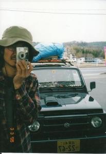 25歳。自分探しの旅に出る。