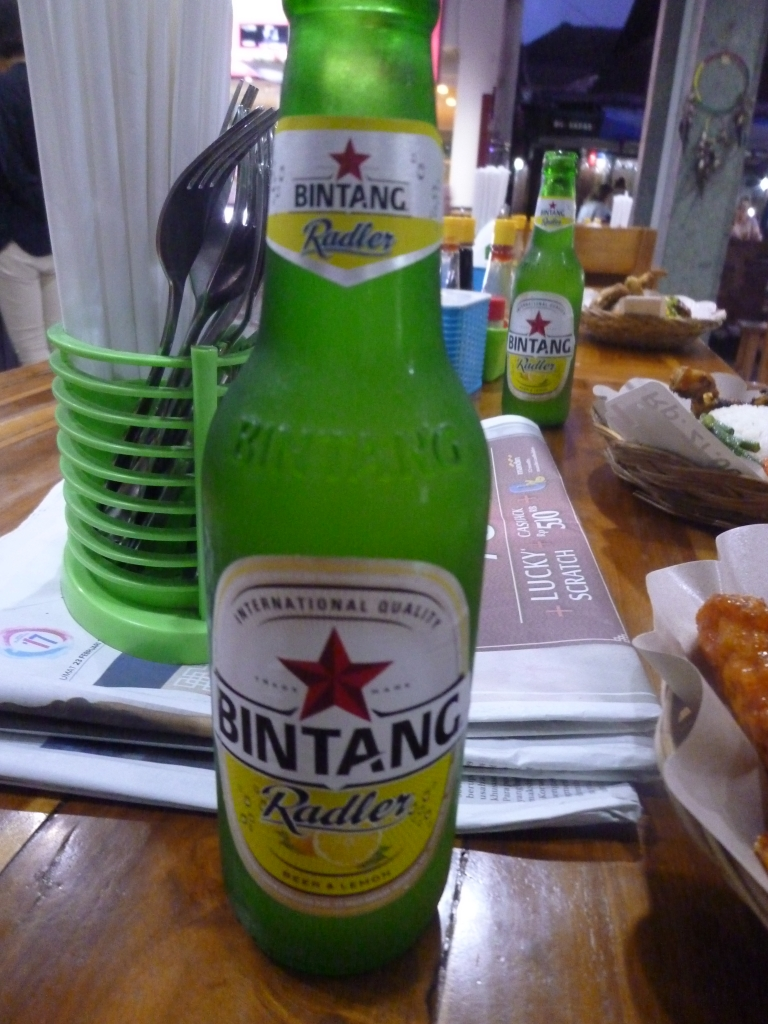 ローカルのビール
