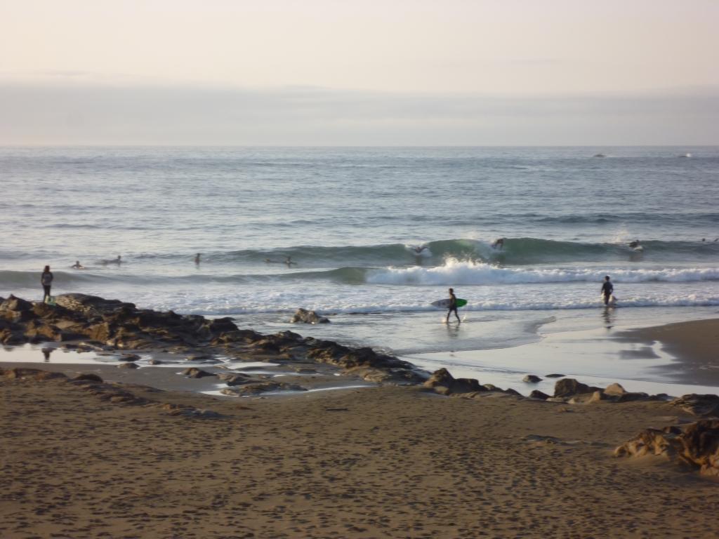 サーフィン Round 1
