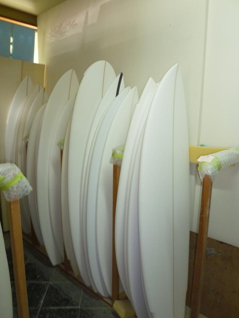 サーフボードの原型