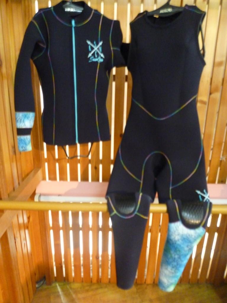 UNI-Boadrer WETスーツ