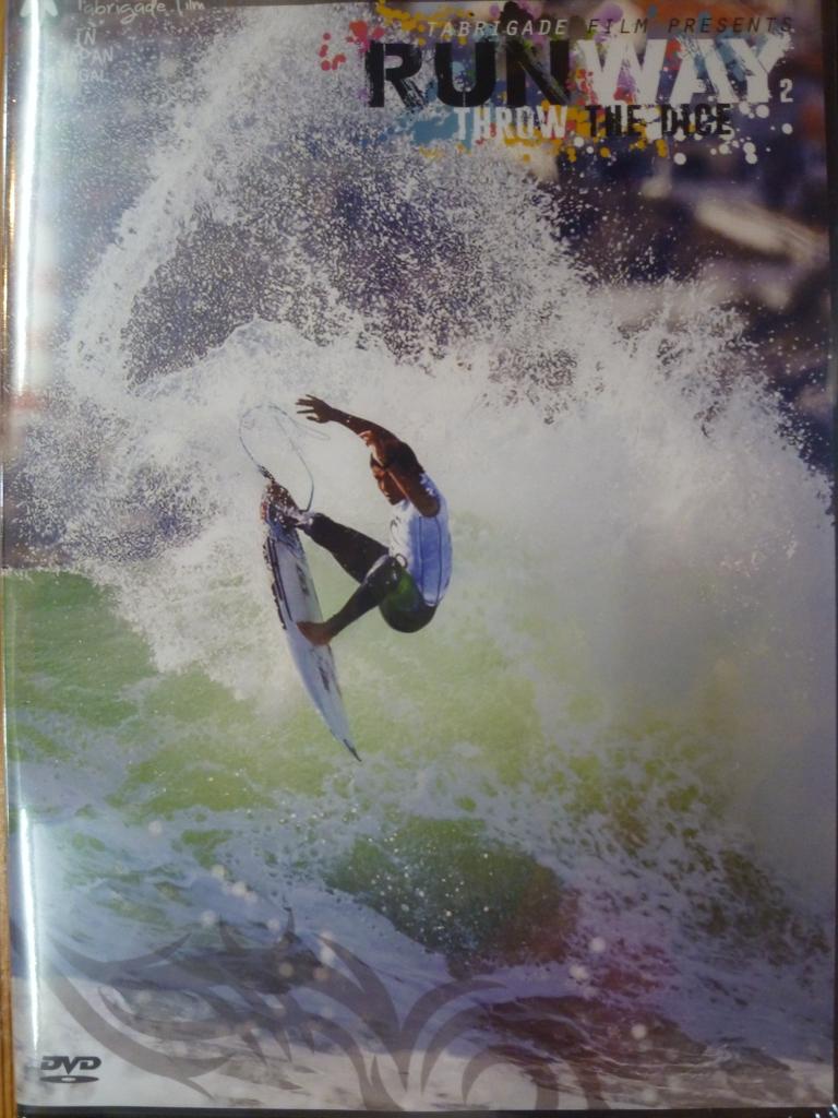 RUN WAY - 2  DVD