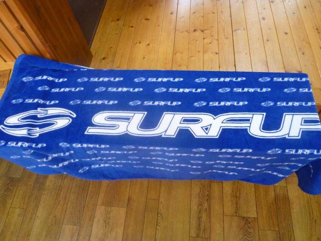 SURF UP オリジナルタオル