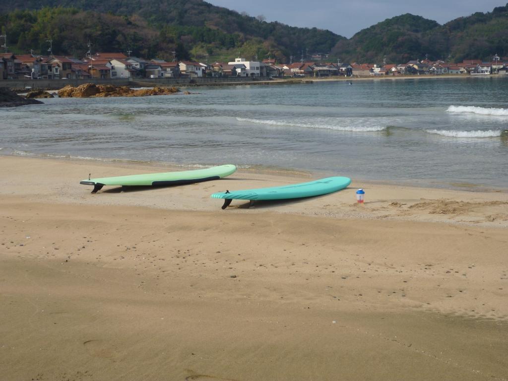 SURFスクール2018師走