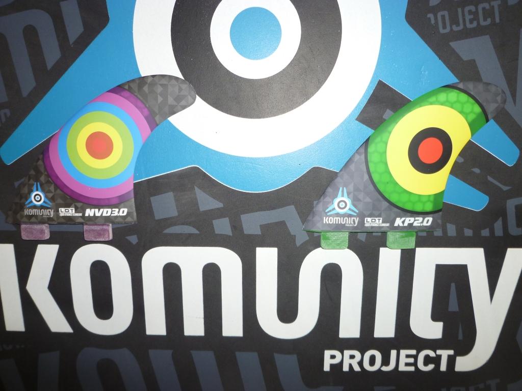 Kominity, PC - フィン