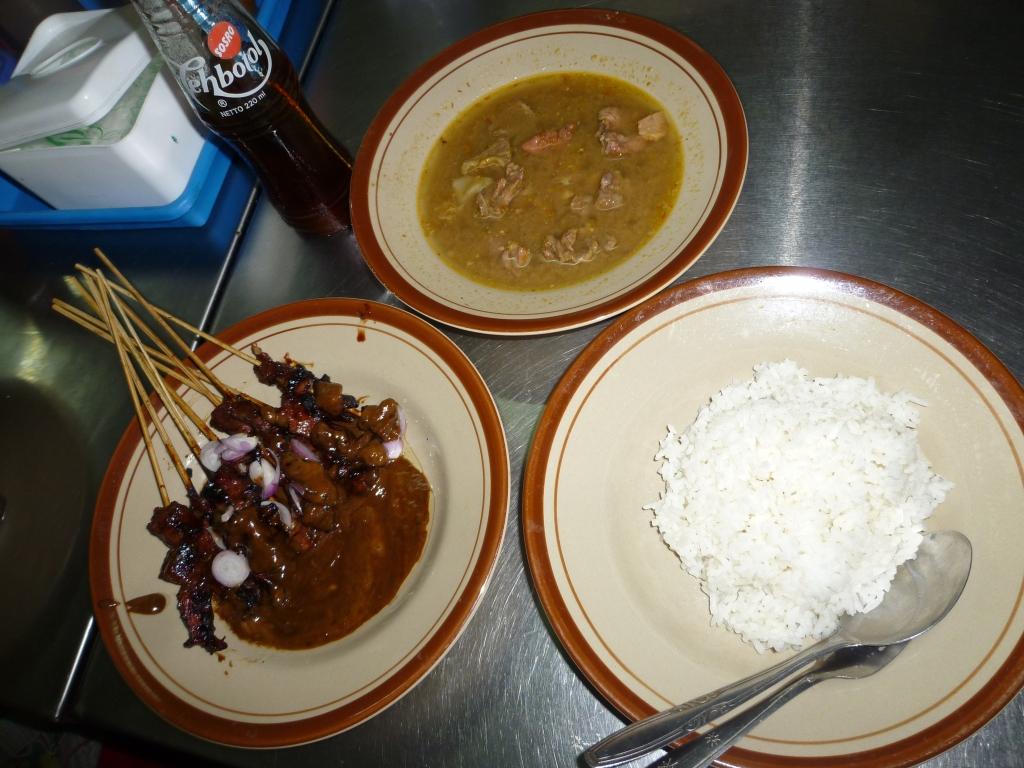 カミサテー&スープ