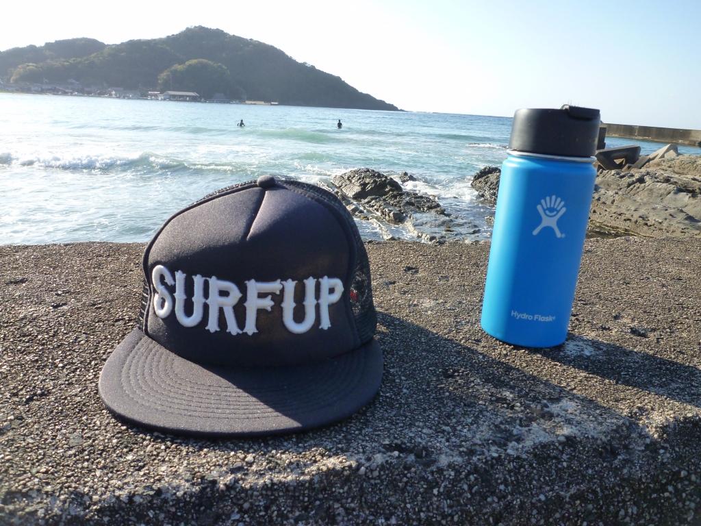 SURF UP オリジナルCAP
