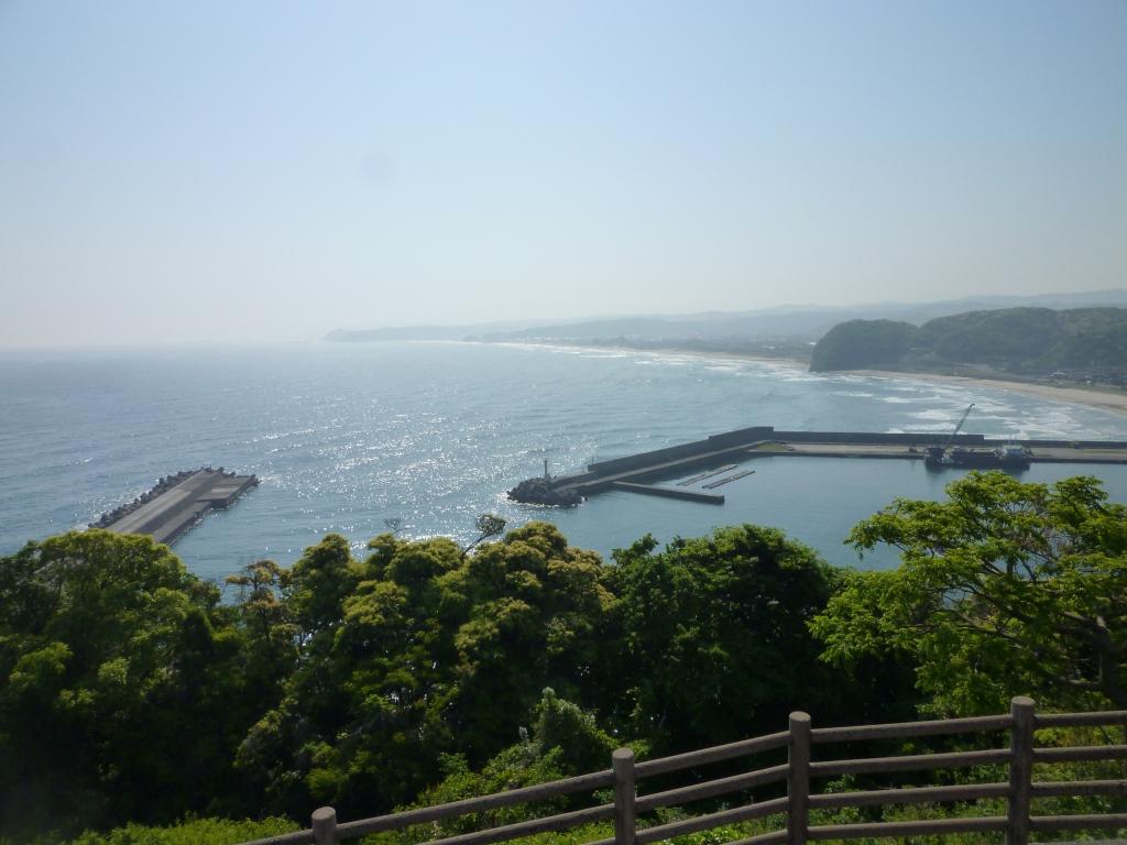 鳥取東部へ