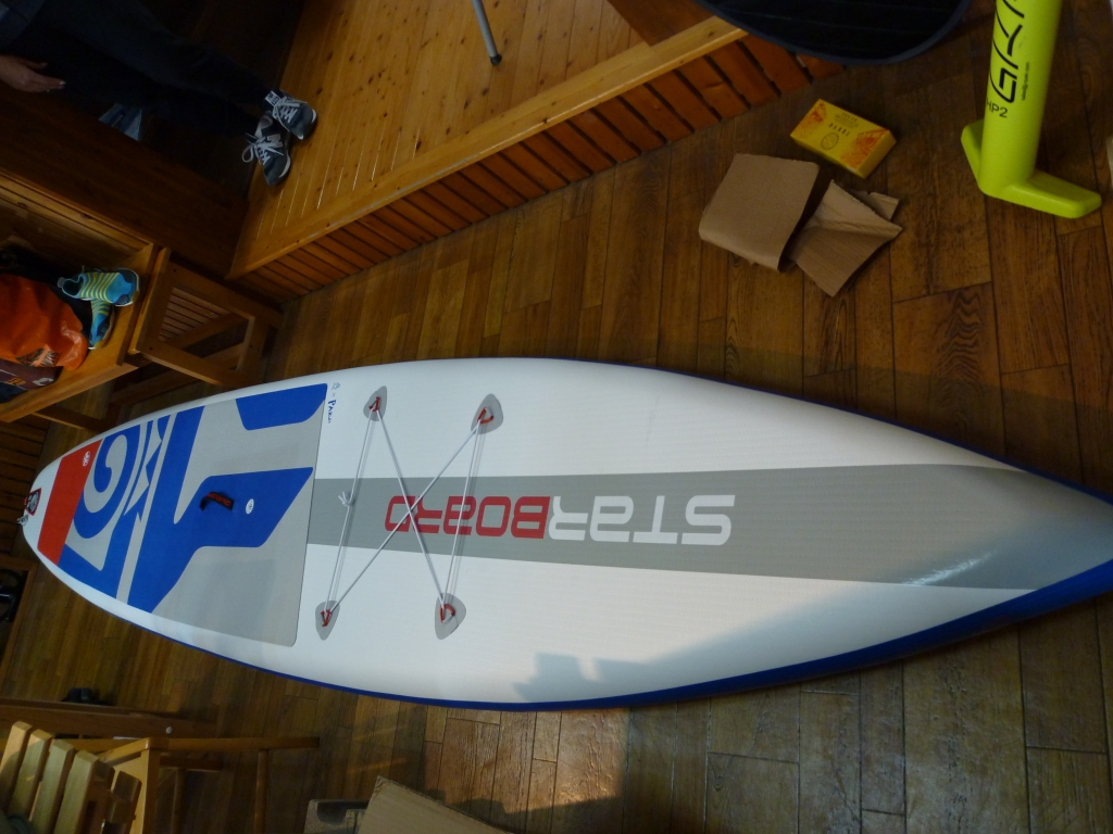 InflatableSTARboard