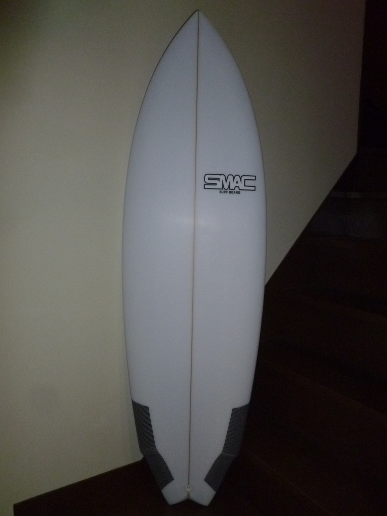2020, S.M.A.C.サーフボード