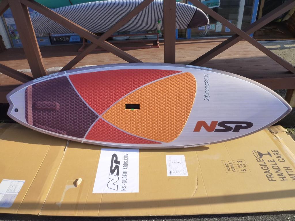 NSP2020,モデルSUPボード