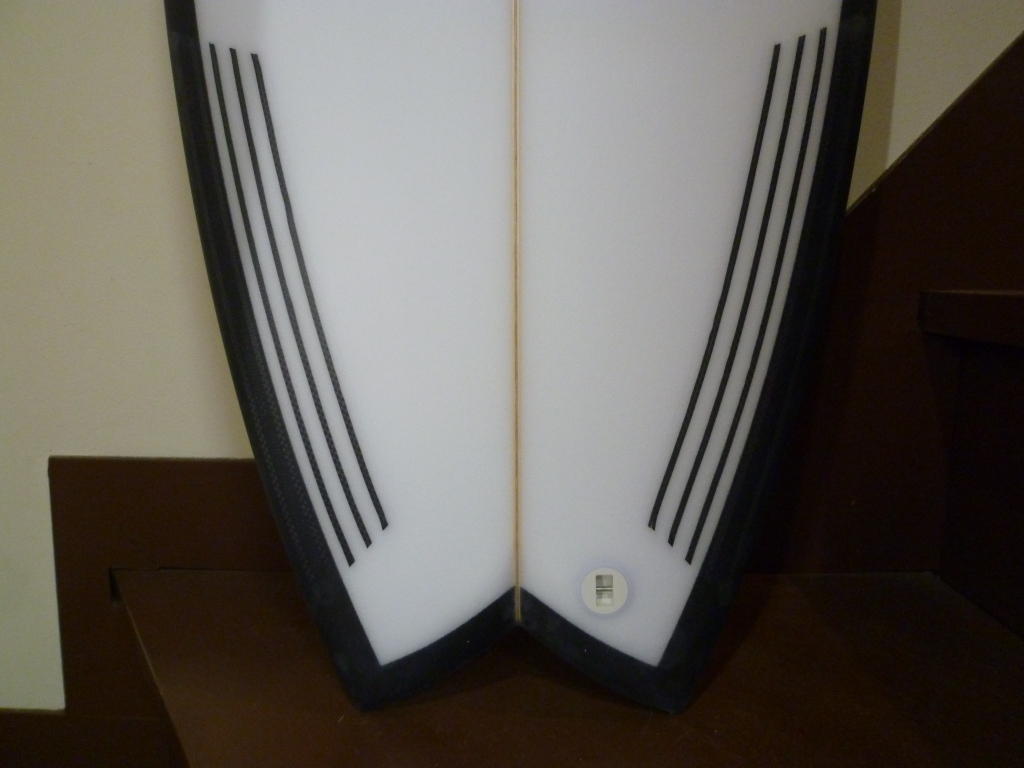S.M.A.C.サーフボード