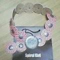 Spiral Girl ベルト