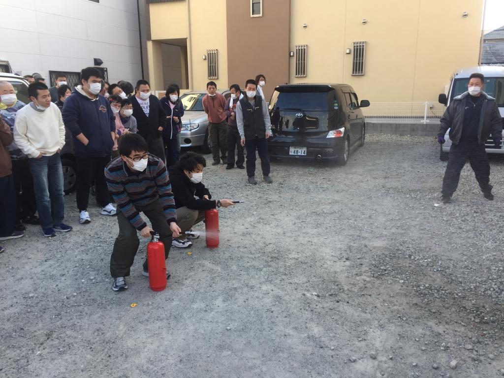 H30 消防訓練