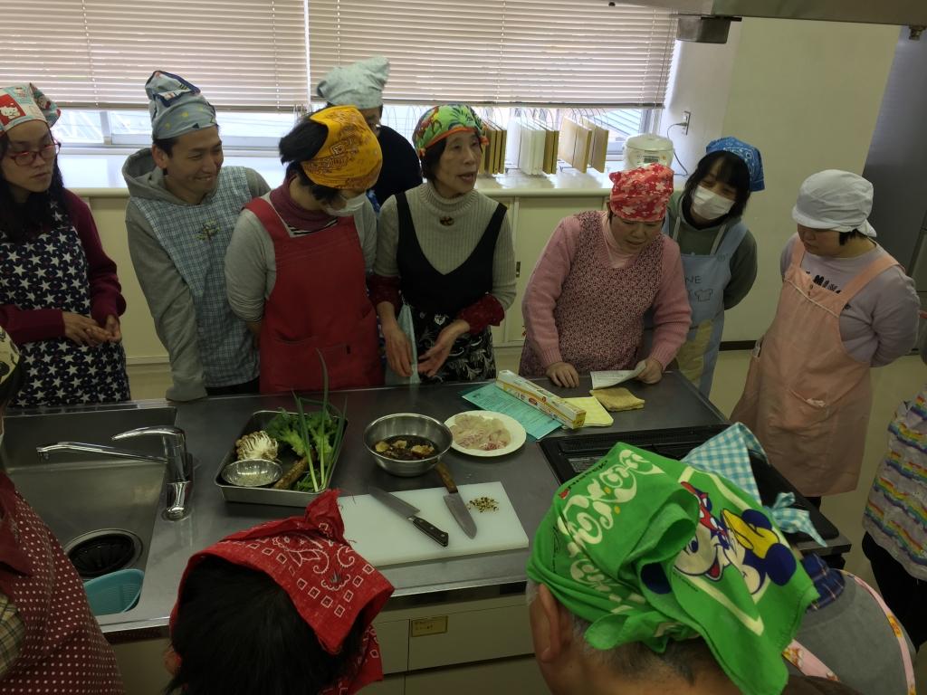 H3002 料理教室