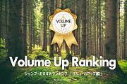 シャンプーおすすめランキング 「ボリュームアップ編」
