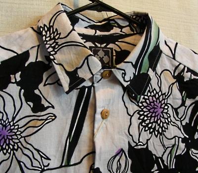 てぬぐいシャツ兎3