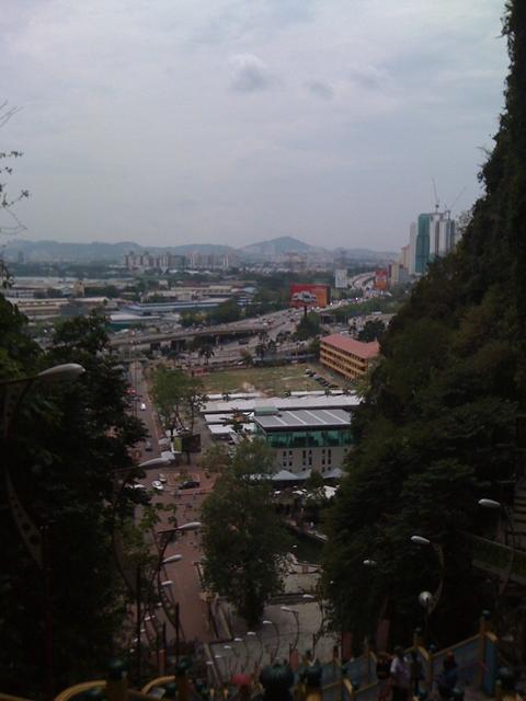 バツーケイブ マレーシア ヒンドゥー経聖地
