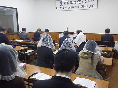 2012年元日学び会の様子