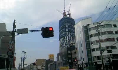 新東京タワー横