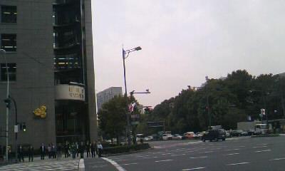 東京会館前