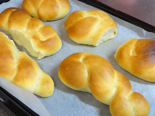朝ごはん用パン