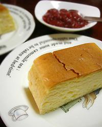 シエスタ・チーズケーキ