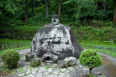 万治の石仏,岡本太郎絶賛,長野県,諏訪