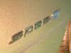 『日産・シルビア スペックS S15 エンブレム 写真』