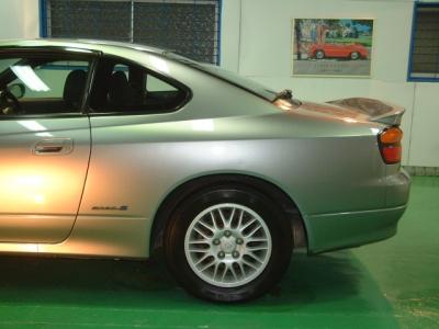 『日産・シルビア スペックS S15 エクステリア 中古車 写真』