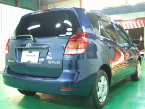■TOYOTA SPACIO Photo