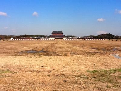 平城京の敷地