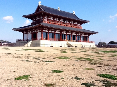平城京の大極殿